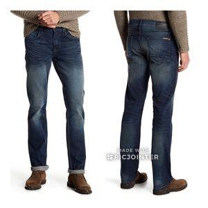 Hudson Byron Radius Straight Jean 36 Slim 36 x 34